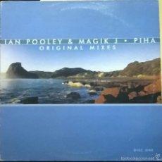 Discos de vinilo: IAN POOLEY & MAGIK J-PIHA (ORIGINAL MIXES) (DISC ONE), HONCHOS MUSIC-HONM019. Lote 56574915