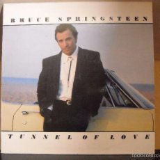 Discos de vinilo: LP VINYL - TUNNEL OF LOVE (BRUCE SPRINGSTEEN) (NM / NM). Lote 168809032