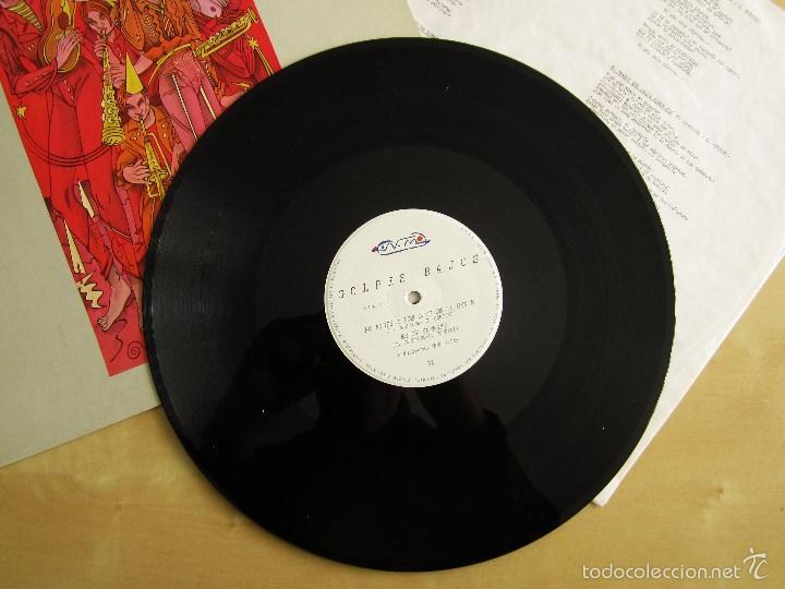 Discos de vinilo: GOLPES BAJOS -GOLPES BAJOS- MINI ALBUM DEBUT VINILO ORIGINAL NUEVOS MEDIOS 1983 EDICIONES NEMO - Foto 6 - 56578125