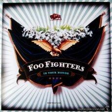 Discos de vinilo: LP FOO FIGHTERS IN YOUR HONOR VINILO GRUNGE NIRVANA . Lote 56588121