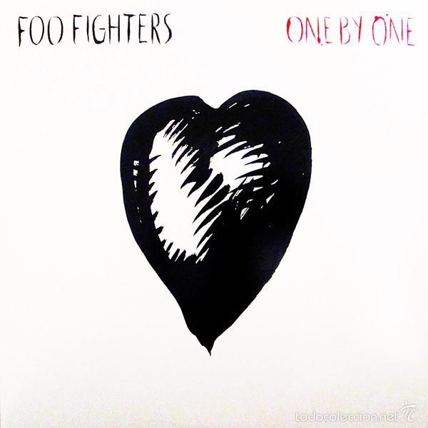 2LP FOO FIGHTERS ONE BY ONE VINYL GRUNGE NIRVANA (Música - Discos - LP Vinilo - Pop - Rock Extranjero de los 90 a la actualidad)