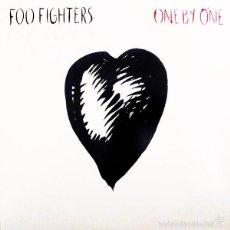 Discos de vinilo: 2LP FOO FIGHTERS ONE BY ONE VINYL GRUNGE NIRVANA . Lote 56588322