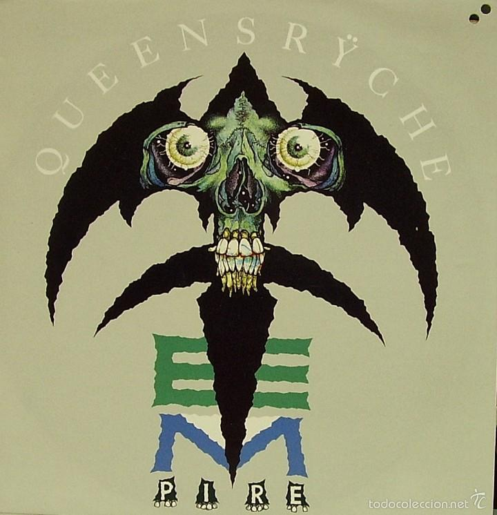 QUEENSRYCHE-EMPIRE MAXI SINGLE VINILO 1990 (USA) (Música - Discos de Vinilo - Maxi Singles - Heavy - Metal)