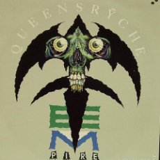 Discos de vinilo: QUEENSRYCHE-EMPIRE MAXI SINGLE VINILO 1990 (USA). Lote 56590160