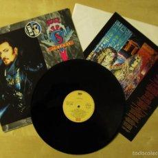 Discos de vinilo: CASAL - HISTERIA 1990 -VINILO ORIGINAL PRIMERA EDICION EMI-ODEON 1989. Lote 56601915