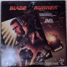 Disques de vinyle: THE NEW AMERICAN ORCHESTRA ?– BLADE RUNNER (ORCHESTRAL ADAPTATION OF MUSIC COMPOSED FOR THE MOTION . Lote 56608779