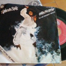 Discos de vinilo: ROBERTA KELLY-GETTIN THE SPIRIT/TO MY FATHER S HOUSE. Lote 56611925