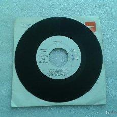 Discos de vinilo: MECANO - UN AÑO MAS SINGLE PROMOCIONAL 1988. Lote 56612413