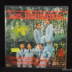 Discos de vinilo: LOS BOHEMIOS - LA POLLERA COLORA +3 - EP. Lote 56615925