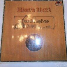 Discos de vinilo: THE DOOG DILLARD BAND, WHAT´S THAT?. Lote 56619504