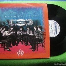 Discos de vinilo: MAXI - SINGLE 12 -1991.- ALMA DE NOCHE .-MAMA + CATHÉDRALE VINILO EX++ CARATULA EX+. Lote 56622560