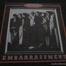MADNESS - EMBARRASSMENT - SN -SKA - EDICION INGLESA DEL AÑO 1980.