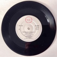 Discos de vinilo: THE AIREDALES GUTTERSNIPE RECORDS SINGLE VINILO PROMOCIONAL C. WILSON / PHILLIPS WILSON. Lote 56637688