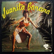 Discos de vinilo: CARÁTULA EP - LOS MATECOCO - JUANITA BANANA - CARTAGENERA - DISCOS TEMPO - SIN VINILO, SÓLO CARÁTULA. Lote 56640133