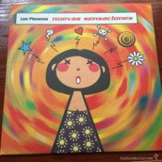 Discos de vinilo: LOS PLANETAS-NUEVAS SENSACIONES EP-1995-NUEVO A ESTRENAR. Lote 56651600