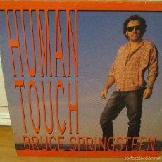 Discos de vinilo: BRUCE SPRINGSTEEN - HUMAN TOUCH - 1992 MAXI SINGLE. Lote 56652647