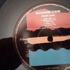 Discos de vinilo: SUZANNE CIANI - HOTEL LUNA (PRIVATE MUSIC, 1991) EDICIÓN ALEMANA / PORTADA GENÉRICA. Lote 56655799