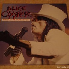 Discos de vinilo: ALICE COOPER ‎– TEENAGE FRANKENSTEIN GERMANY,1987 MCA RECORDS. Lote 56672103