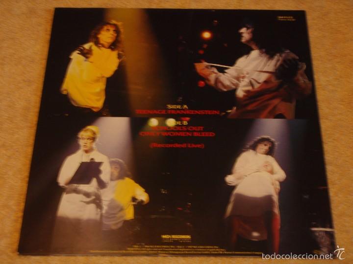 Discos de vinilo: Alice Cooper – Teenage Frankenstein Germany,1987 MCA Records - Foto 2 - 56672103