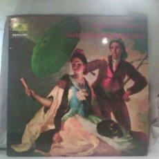 Discos de vinilo: DISCO DE VINILO RODRIGO / FALLA. Lote 56674449