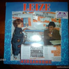 Discos de vinilo: LEIZE - ACOSANDOME . Lote 56674505