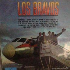 Discos de vinilo: LOS BRAVOS - TRAPPED - COLUMBIA 9.003. Lote 56675304