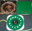 Discos de vinilo: NUNSLAUGHTER - CHRISTMASSACRE - 12'' EP [HELLS HEADBANGERS, 2004 · LIM. 384]. Lote 56675698