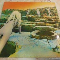 Discos de vinilo: LED ZEPPELIN - HOUSES OF THE HOLY - LP PRIMERA EDICION ESPAÑOLA. Lote 56667158