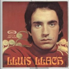 Discos de vinilo: LLUIS LLACH. IRENE,DESPERTAR, TEMPS I TEMPS. MOVIEPLAY 1969. EP. Lote 56677071