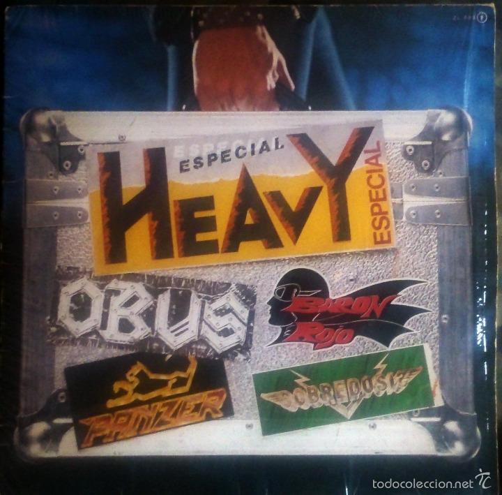 Heavy 80´s español. Ámalo o aborrécelo. 56692999