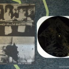 Discos de vinilo: BURIED AT SEA - SHE LIVED FOR OTHERS BUT DIED FOR US - ONE-SIDED 12'' [LIM. 339]. Lote 56694732