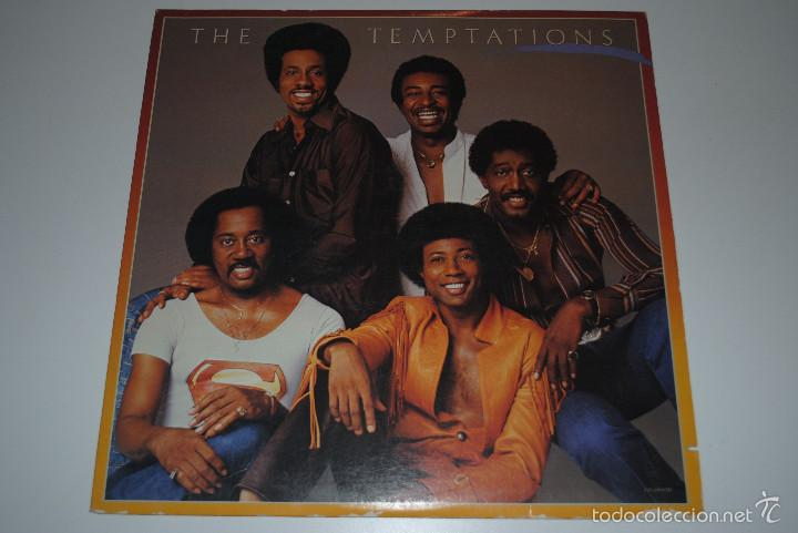 THE TEMPTATIONS.THE TEMPTATIONS.(GORDY 1981).USA (Música - Discos - LP Vinilo - Funk, Soul y Black Music)