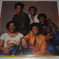 Discos de vinilo: THE TEMPTATIONS.THE TEMPTATIONS.(GORDY 1981).USA. Lote 56695940