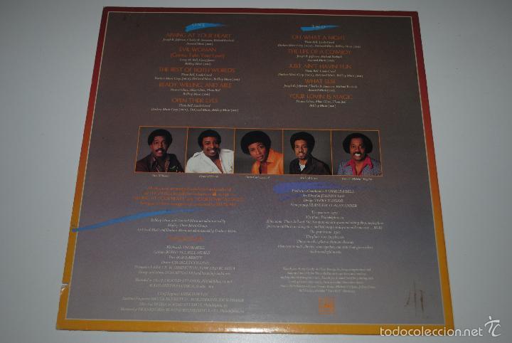 Discos de vinilo: the temptations.the temptations.(gordy 1981).usa - Foto 2 - 56695940