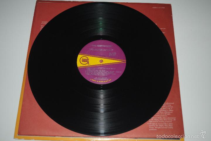 Discos de vinilo: the temptations.the temptations.(gordy 1981).usa - Foto 4 - 56695940