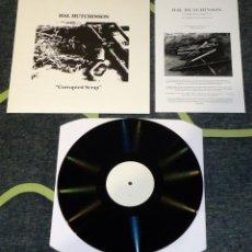 Discos de vinilo: HAL HUTCHINSON - CORRUPTED SCRAP - LP [LIM. 143]. Lote 56696381