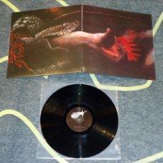 Discos de vinilo: BLOODHAMMER / RIDE FOR REVENGE - CHORDS OF THE LEFT HAND - LP. Lote 56696586