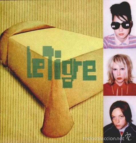 LP LE TIGRE VINILO BIKINI KILL (Música - Discos - LP Vinilo - Pop - Rock Internacional de los 90 a la actualidad)