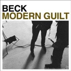 Discos de vinilo: LP BECK MODERN GUILT VINILO. Lote 56698056