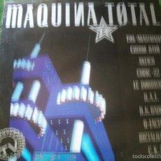 Discos de vinilo: MAQUINA TOTAL 2 (LP, ALBUM) (MAX MUSIC). Lote 56701725