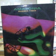 Discos de vinilo: RUMBA TRES-AMAZONIA-SIN USAR. Lote 56704693