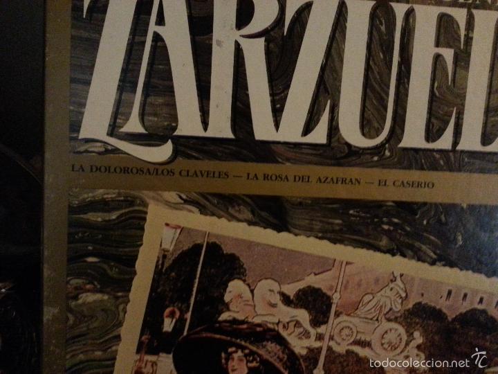 Discos de vinilo: coleccion 24 discos - zarzuelas , joyas musicales del genero chico 8 caja con 3 discos cada uno - Foto 5 - 56713965