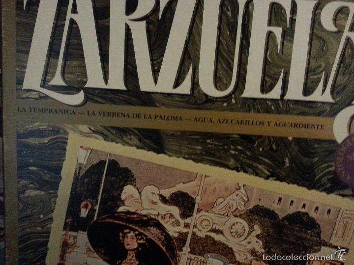 Discos de vinilo: coleccion 24 discos - zarzuelas , joyas musicales del genero chico 8 caja con 3 discos cada uno - Foto 6 - 56713965