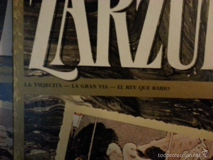 Discos de vinilo: coleccion 24 discos - zarzuelas , joyas musicales del genero chico 8 caja con 3 discos cada uno - Foto 7 - 56713965