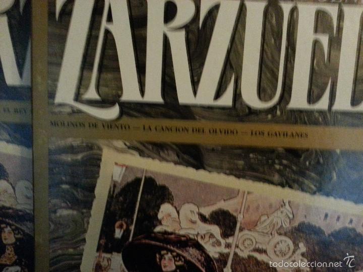 Discos de vinilo: coleccion 24 discos - zarzuelas , joyas musicales del genero chico 8 caja con 3 discos cada uno - Foto 8 - 56713965