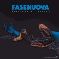 Discos de vinilo: LP FASENUOVA AULLIDOS METALLICOS SYNTH VINILO. Lote 56714070