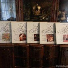 Discos de vinilo: COLECCION LA MUSICA CLASICA 50 LPS PLANETA SELECCION 5 ALBUM GRABACIONES DECCA, PHILIPS Y DEUTSCHE. Lote 56714200