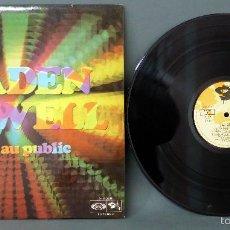 Discos de vinil: BADEN POWELL FACE AU PUBLIC VINILO LP 1973 33 RPM . Lote 56714356