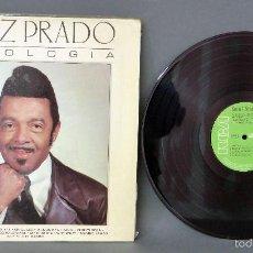 Discos de vinilo: PEREZ PRADO ANTOLOGÍA VINILO LP 1971 33 RPM . Lote 56715246