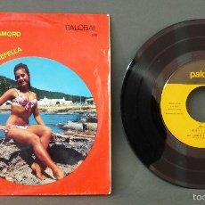 Discos de vinilo: HITS 1968 CUANDO ME ENAMORO LOS ANGELES DEL PARAGUAY LOS 5 MUSICALES VINILO 1968 45 RPM . Lote 56718967